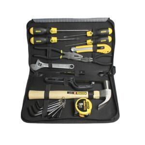 STANLEY/史丹利 必备专业工具套装 92-010-23C 22件 拉链包 1套