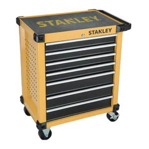 STANLEY/史丹利 4抽屉轻型工具车 STST74305-8-23 680×459×864mm 1台