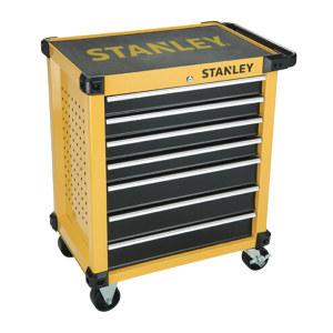 STANLEY/史丹利 7抽屉轻型工具车 STST74306-8-23 680×459×864mm 1台