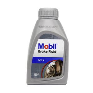 MOBIL/美孚 刹车液 DOT4 0.5L 1桶
