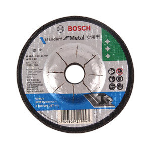 BOSCH/博世 实用系列金属研磨片 2608601316 100mm x 4 1片