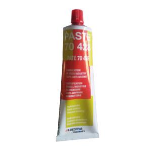 BLUESTAR/蓝星 食品级硅脂 PASTE70428 适用于惰性填料 100g 1支