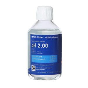 METTLER-TOLEDO/梅特勒-托利多 pH标准溶液 51350002 pH2.00 250mL 1瓶