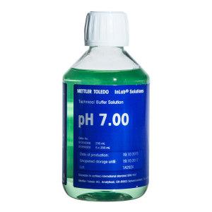 METTLER-TOLEDO/梅特勒-托利多 pH标准溶液 51350006 pH7.00 250mL 1瓶