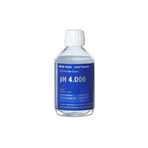 METTLER-TOLEDO/梅特勒-托利多 pH标准溶液 51350052 pH4.006 250mL 1瓶