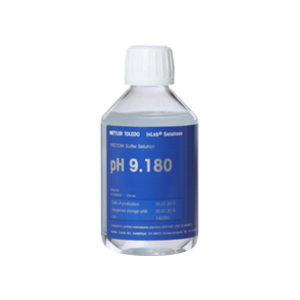METTLER-TOLEDO/梅特勒-托利多 pH标准溶液 51350056 pH:9.180 250mL 1瓶