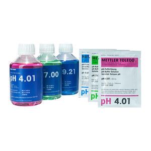 METTLER-TOLEDO/梅特勒-托利多 pH标准溶液 51350058 pH10.012 250mL 1瓶