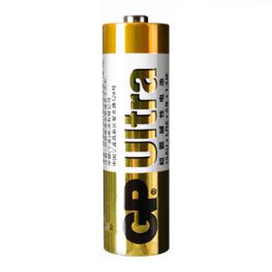 GP/超霸 7号碱性电池 GP24A-L4 4粒装 1板