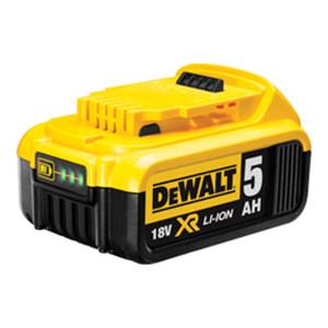 DEWALT/得伟 得伟18V 锂电电池 DCB184 18V 5.0Ah 1台