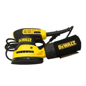 DEWALT/得伟 偏心砂磨机 DWE6423 125mm 1台