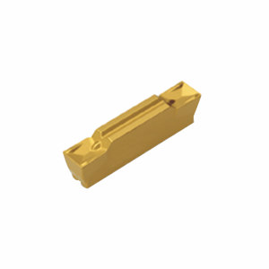 KORLOY/克洛伊 双刃平头槽刀片 MGMN400-G NC3020 MGMN400-G-NC3020 1盒