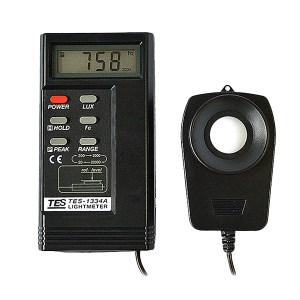 TES/泰仕 照度计 TES-1334A 1件