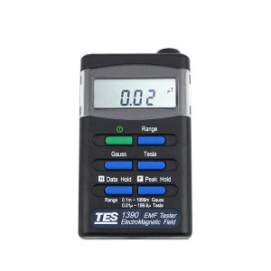 TES/泰仕 电磁波测试器 TES-1390 1件