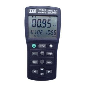 TES/泰仕 三轴式高斯表电磁波测试器 TES-1394S 1件