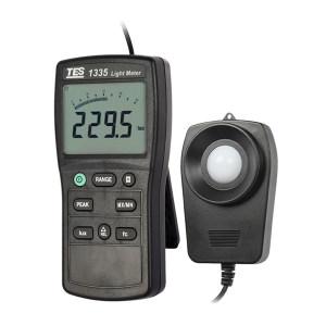 TES/泰仕 数位式照度计 TES-1335 1件