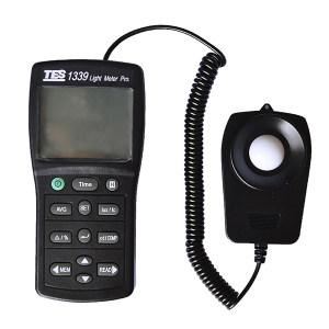 TES/泰仕 专业级照度计 TES-1339 1件