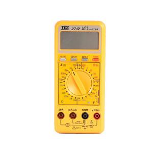TES/泰仕 LCR数位式电表 TES-2712 1件