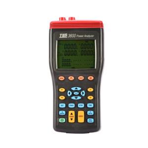 TES/泰仕 三相电力分析仪 TES-3600 1件