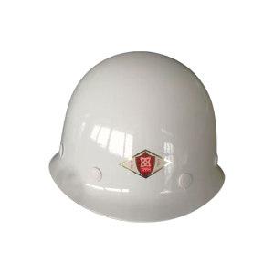 TF/唐丰 玻璃钢小沿安全帽 玻璃钢安全帽 白色 1顶