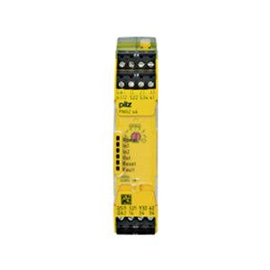 PILZ/皮尔磁 PNOZ系列安全继电器 PNOZ S4 24Vdc 3 n/o 1 n/c 1个