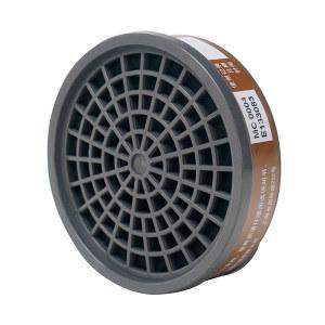 3M 1200/3000系列防毒滤盒 3001CN 防护有机气体 1个