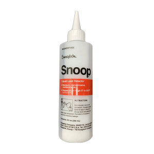 SWAGELOK/世伟洛克 检漏液 MS-SNOOP-8OZ 236mL 1瓶