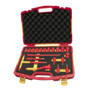 STANLEY/史丹利 12.5MM系列绝缘工具组套 STMT75886-8-23 20件 吹塑盒 1套