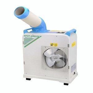 DONGXIA/冬夏 移动式冷气机 SAC-18 220V/1.8KW/6000BTU/220m3/h 1台
