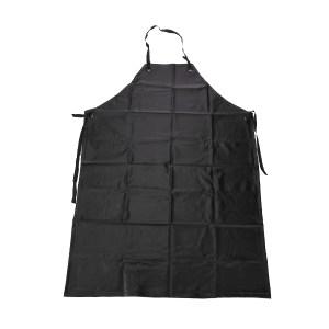 XYFH/轩延防护 黑色面复合防水双色围裙 WQ102 36丝厚 75*100cm 1件