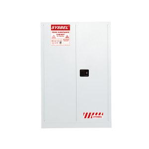 SYSBEL/西斯贝尔 毒性化学品安全储存柜 WA810450W 45Gal/170L 双门手动 1台