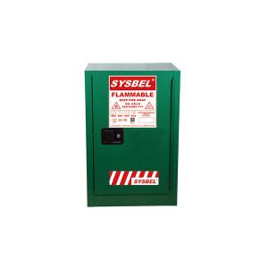 SYSBEL/西斯贝尔 杀虫剂安全储存柜 WA810120G 12Gal/45L 单门手动 1台