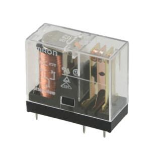 OMRON/欧姆龙 G2R-E系列功率继电器 G2R-1-E DC24 BY OMB 1个