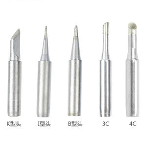 QUICK/快克 烙铁头(刀型)适用936A 960-K 1个