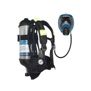 HAIGU/海固 GB工业款正压式空气呼吸器 HG-GB-RHZKF6.8/30 6.8L 劳安认证 1套