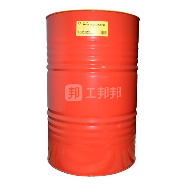 SHELL/壳牌 液压油 TELLUS-S2MX32 209L 1桶