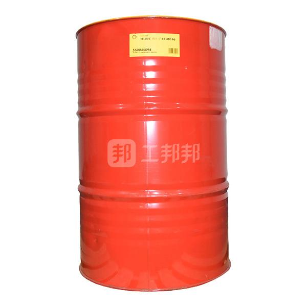 SHELL/壳牌 液压油 TELLUS-S2MX46 209L 1桶