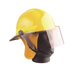 LAKELAND/雷克兰 Bullard 消防头盔 LTX 黄色 1顶