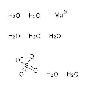 XL/西陇 硫酸镁 1050050201700 CAS:10034-99-8 等级:CP 500g 1瓶