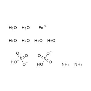 XL/西陇 硫酸亚铁铵 1260310101700 CAS:7783-85-9 等级:AR 500g 1瓶