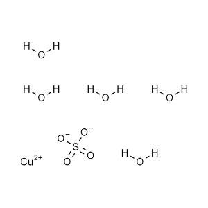 XL/西陇 硫酸铜 1060050201700 CAS:7758-99-8 等级:CP 500g 1瓶