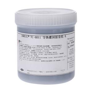DOWSIL/陶熙 高导热灌封胶 TC-6011 B组份 双组份1:1导热灌封胶 导热率1.0W/m·K 有粘接力 0.5kg 1罐