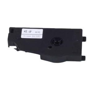 SUPVAN/硕方 线号机不干胶标签贴纸 TP-L122W 白色 12mm宽 1卷
