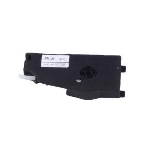 SUPVAN/硕方 线号机不干胶标签贴纸 TP-L092W 白色 9mm宽 1卷