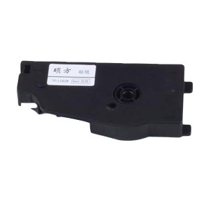 SUPVAN/硕方 线号机不干胶标签贴纸 TP-L062W 白色 6mm宽 1卷