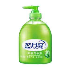 LYL/蓝月亮 抑菌洗手液(芦荟) 6902022130861 500g 1瓶