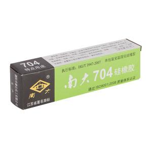NANDA/南大 有机硅胶 ND704 黑色 45g 1支