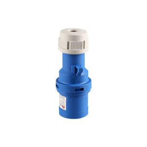 DELIXI/德力西 DEP2系列IP44工业插头 DEP2-013 16A 3芯 250V 1个
