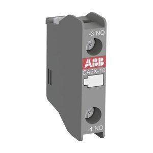ABB AX系列交流接触器附件-辅助触点 CA5X-10 1个
