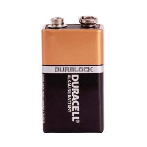 DURACELL/金霸王 9V碱性电池 9V碱性电池 1粒装 1粒