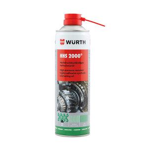 WURTH/伍尔特 渗透润滑剂 0893106 500mL 1罐